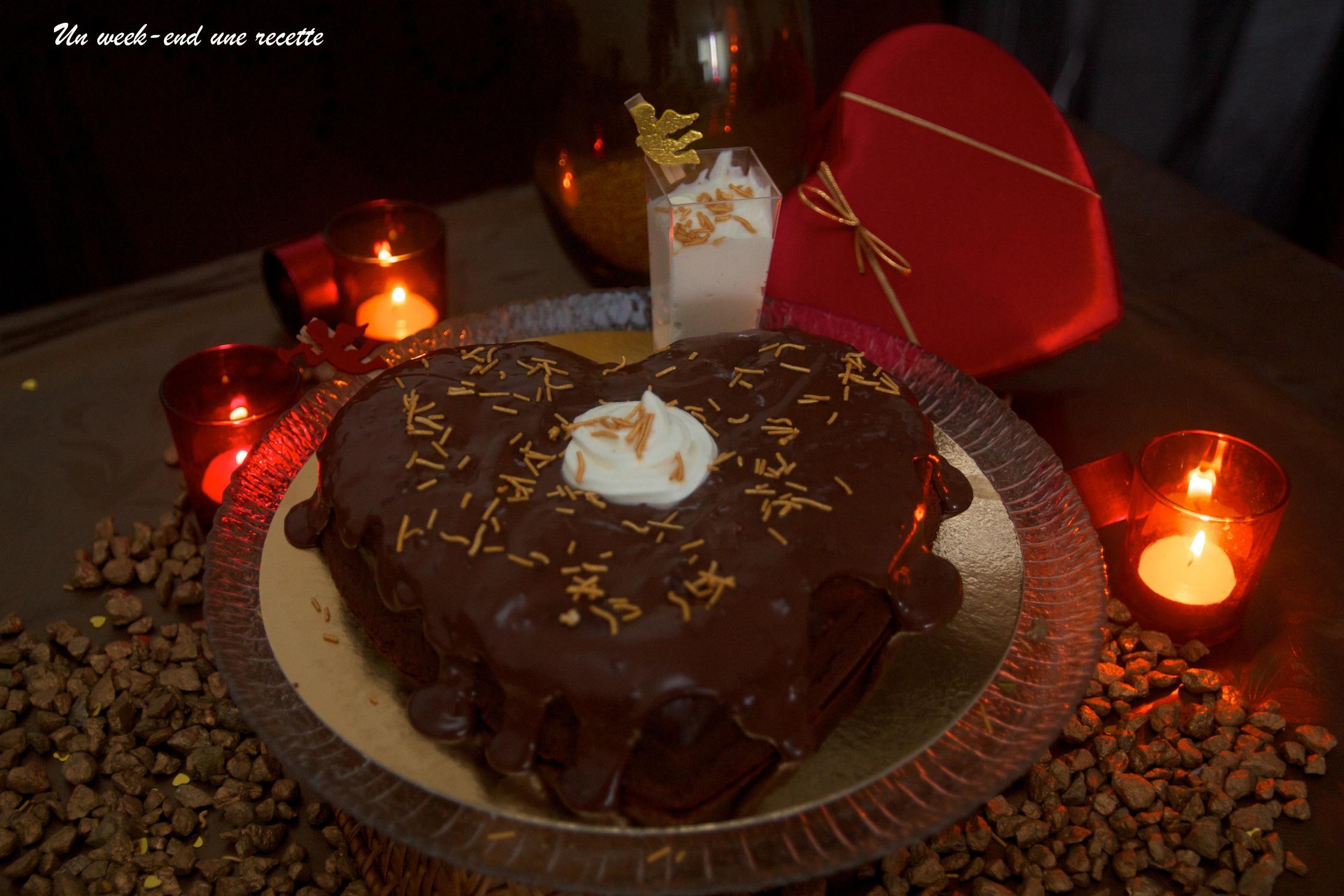 Gâteau au chocolat aux épices