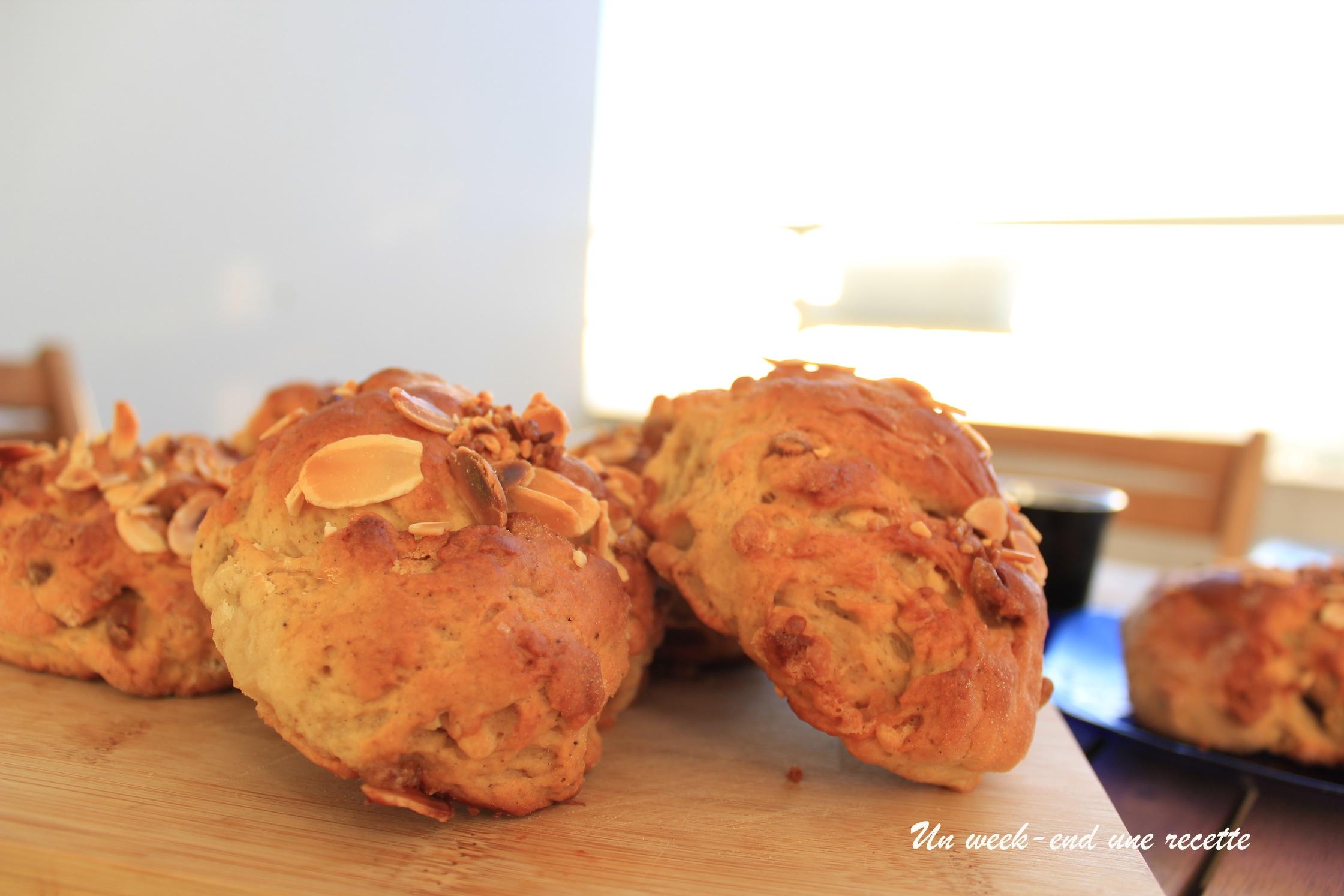 pains aux épices