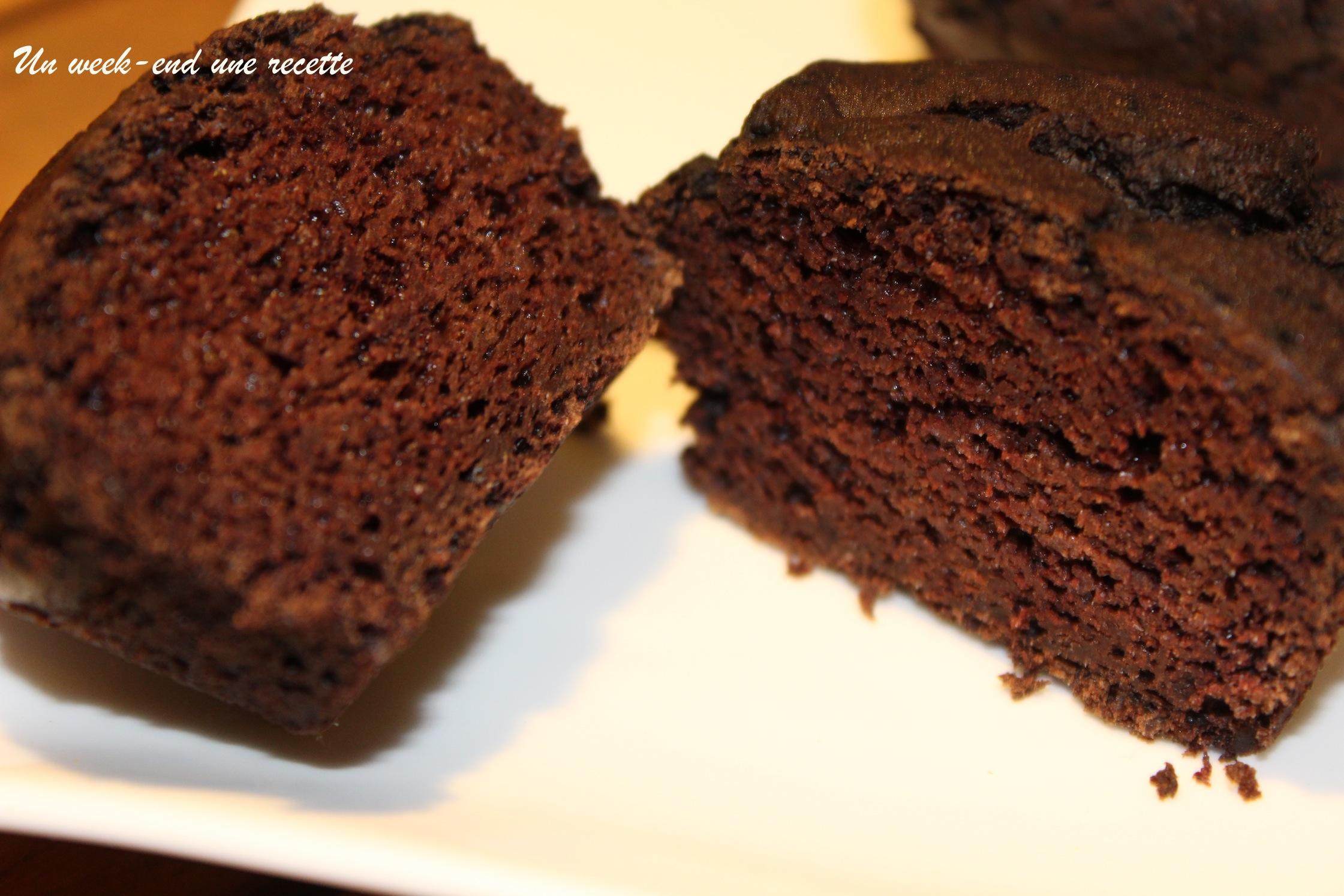 cakes chocolat tofu soyeux