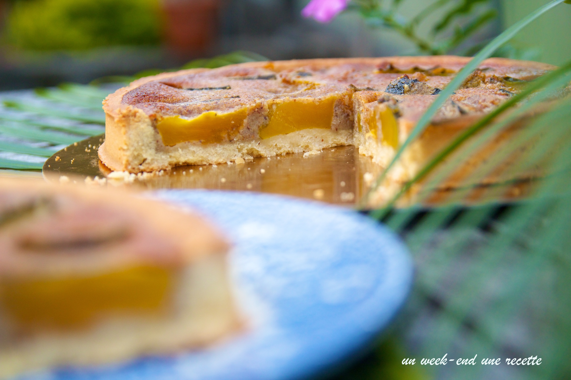 Tarte noisettine