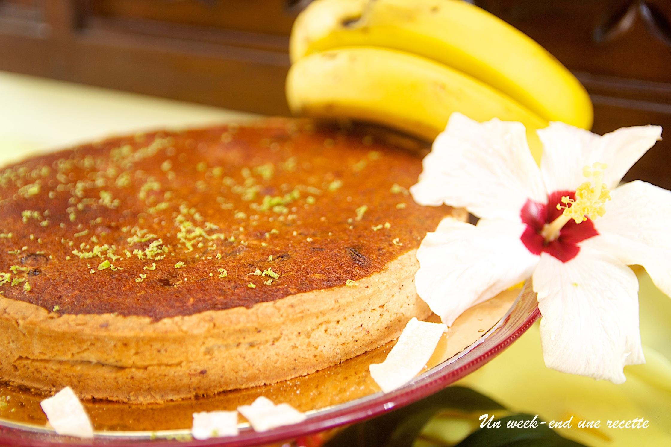 amandine à la peau de banane