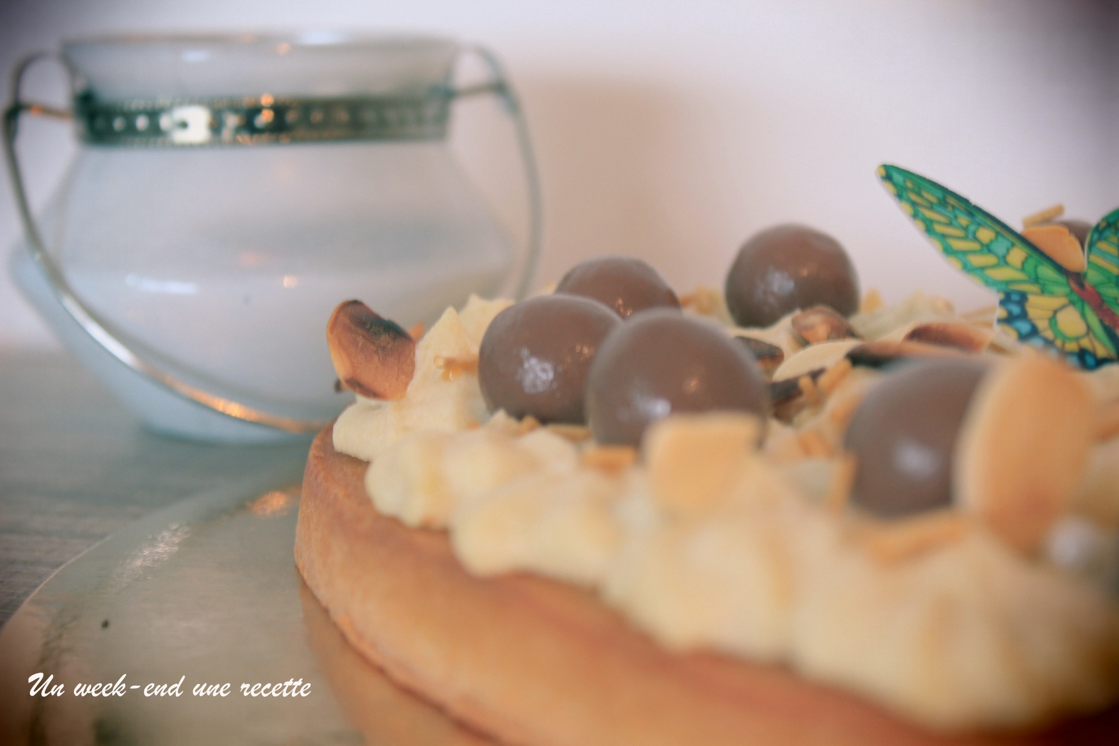 Entremet patate douce